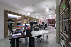commercial interior design and fit out