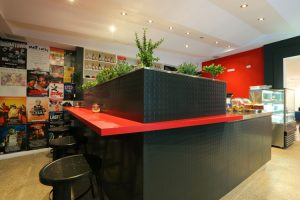 cafe interior design & fit out for Repeat Offender