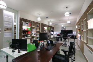 Newly designed office by Bellfort