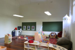 Classroom designed by Bellfort for the Fremantle School if Early Learning